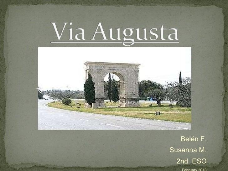 Via Augusta   Acabat[1]