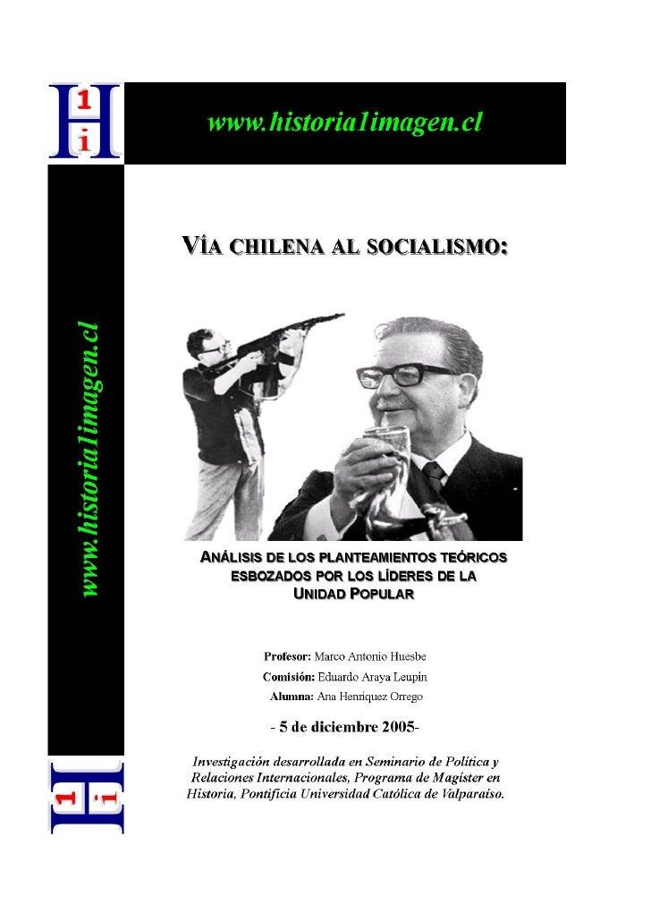 Via chilena al socialismo