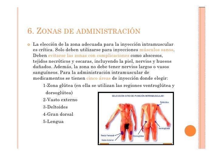 agujas intramusculares winstrol