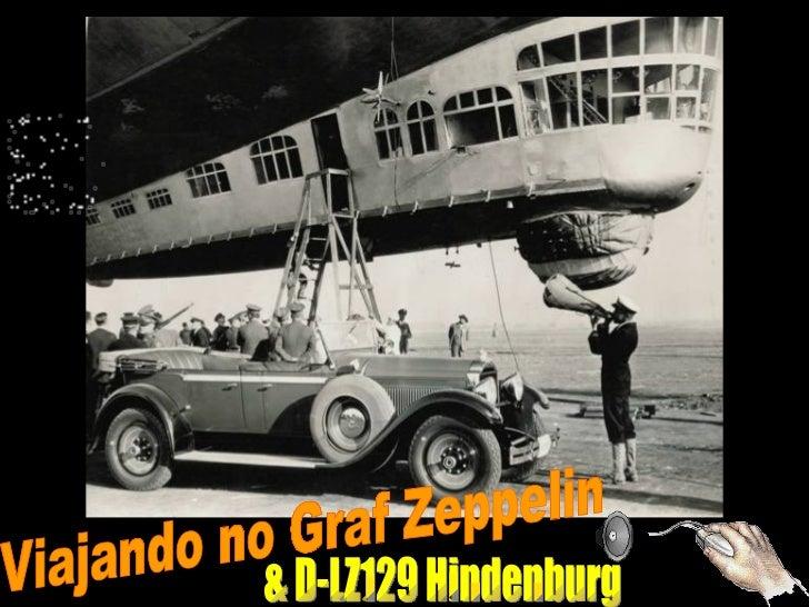 Viajando no Graf Zeppelin!