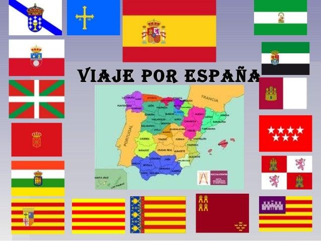 VIAJE POR ESPAÑAVIAJE POR ESPAÑA