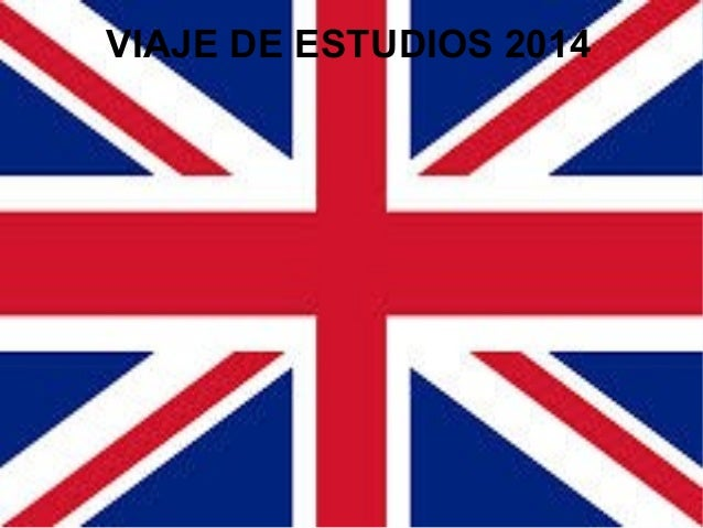 VIAJE DE ESTUDIOS 2014