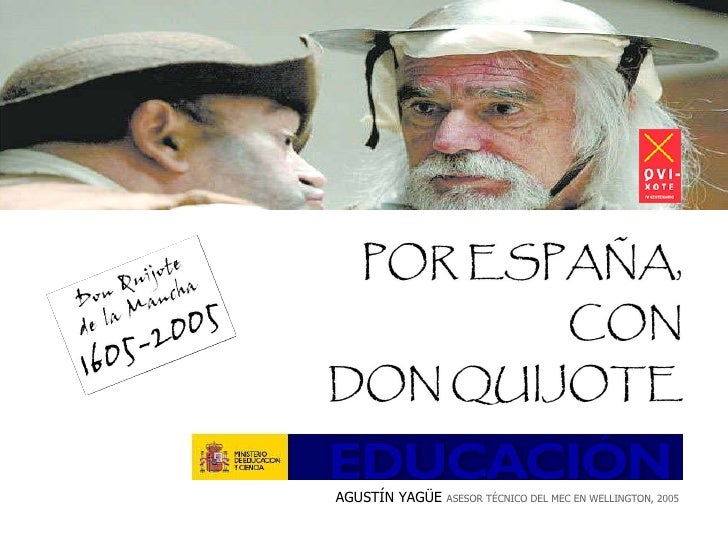 Viajes de don quijote en españa