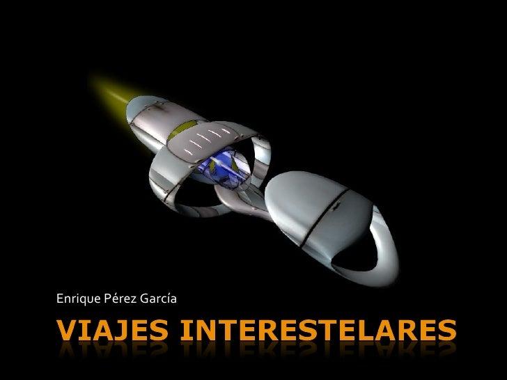 Enrique Pérez García