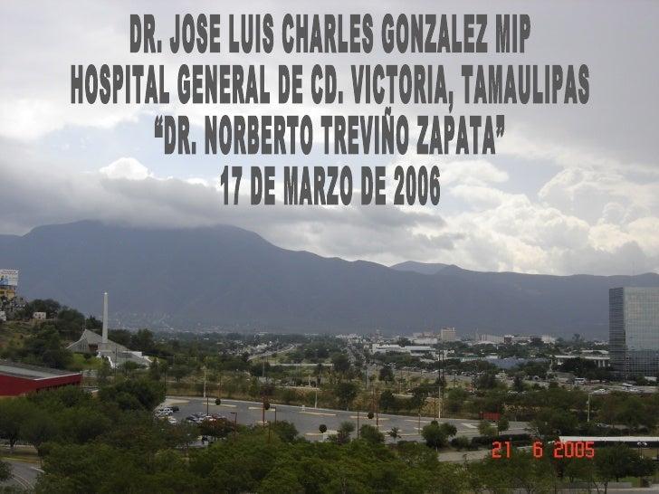 MORDE DURA                  DES E RPIE NTE S VE NE NOS A S     Dr. José Luis Charles González MIP
