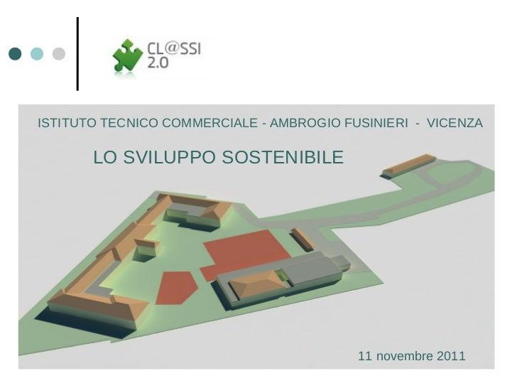Cl@ssi 2.0 - ITC Fusinieri di Vicenza