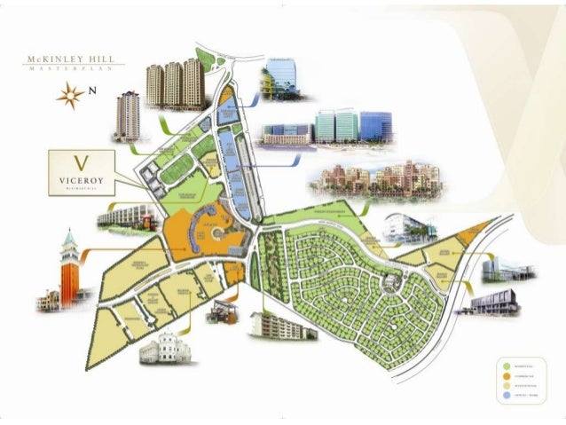 VICEROY RESIDENCES in Mc Kinley Hill Taguig By Megaworld