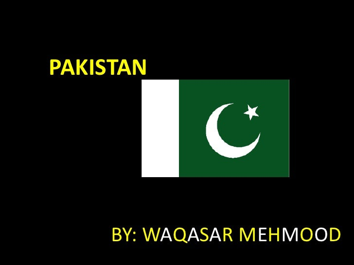 geographical location of pakistan