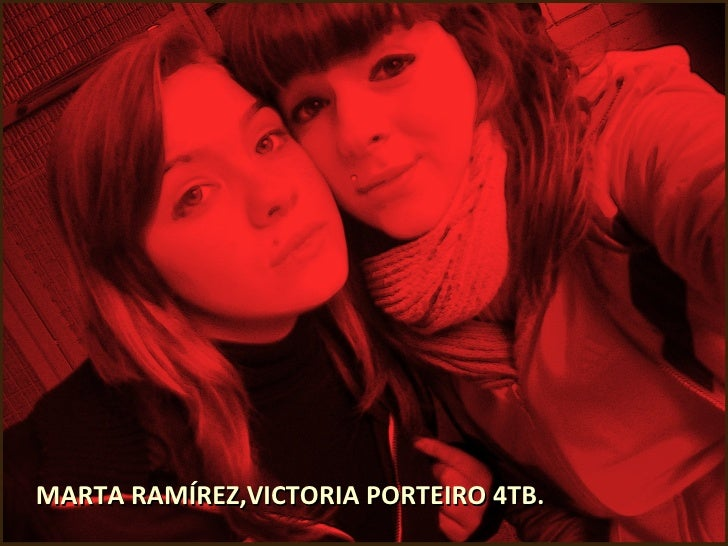 MARTA RAMÍREZ,VICTORIA PORTEIRO 4TB.