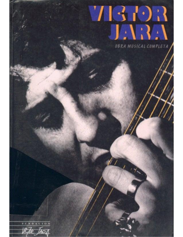 Victor Jara: Obra musical completa