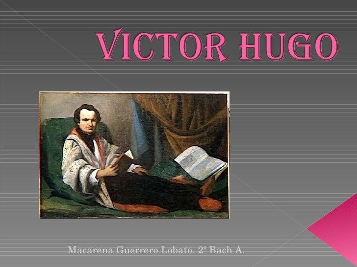 Macarena Guerrero Lobato. 2º Bach A.
