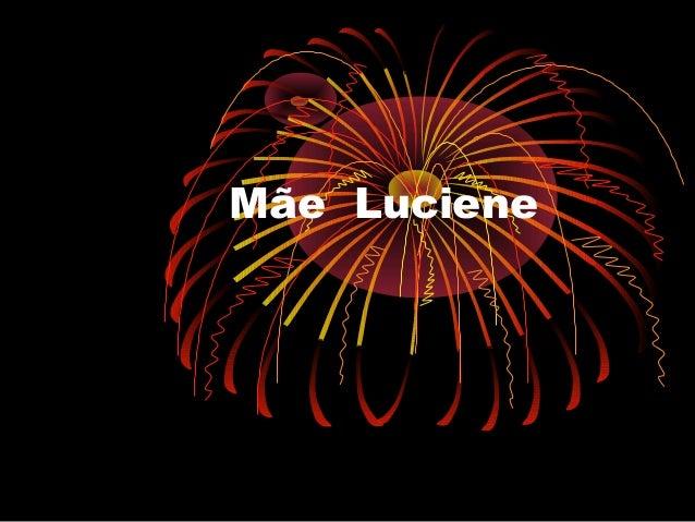 Mãe Luciene