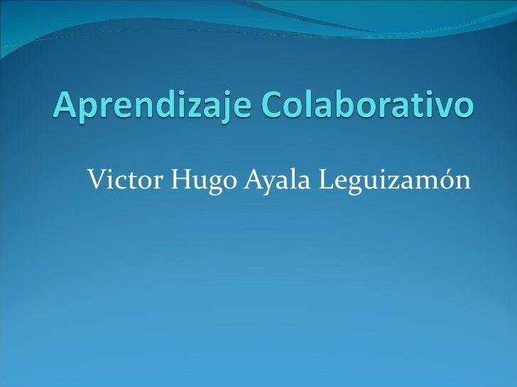 Victor Hugo Ayala Leguizamón