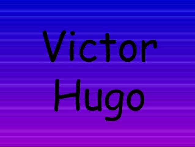 VictorHugo