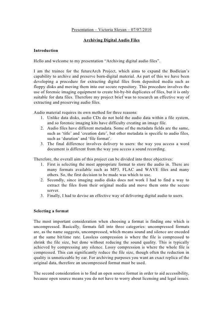 Victoria   presentation notes