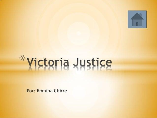* Por: Romina Chirre