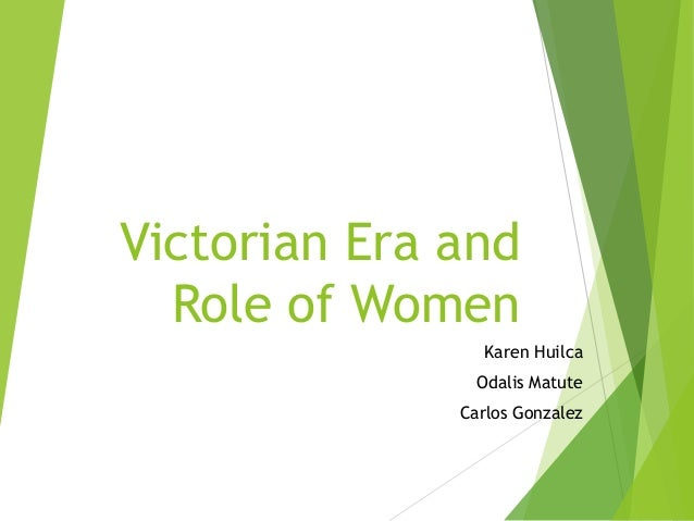 the role of women in victorian Buy the role of women in victorian england reflected in jane eyre 1 by beate  wilhelm (isbn: 9783638782791) from amazon's book store everyday low.