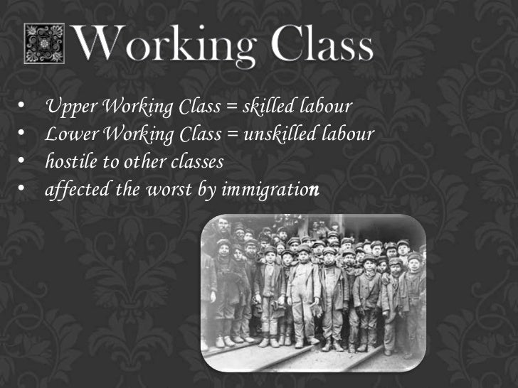 "an overview of the three classes in england during the mid victorian period After reading the selection from charles dickens' ""hard times"" 2- research and discuss classism in england during victorian times during this period."