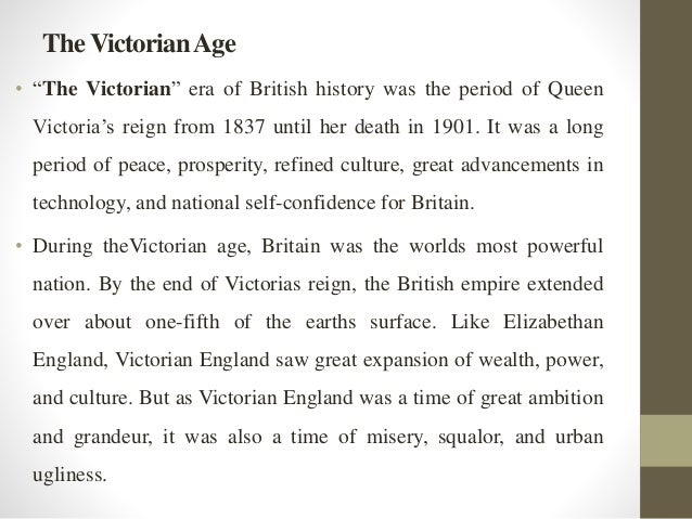 essay on victorian age The victorian era marked the golden age of the british circus astley's amphitheatre in lambeth, london.