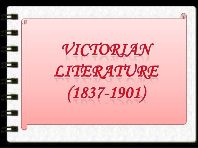 NOVEL -was the most important in the VICTORIAN PERIOD