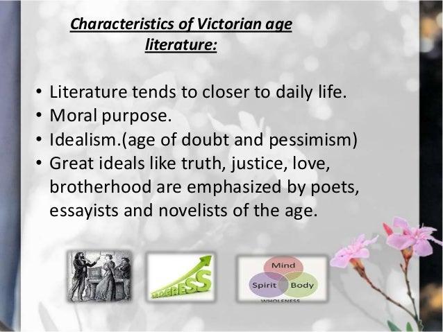 Victorian Literature essay title help!?