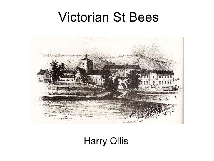 Victorian St Bees Harry Ollis