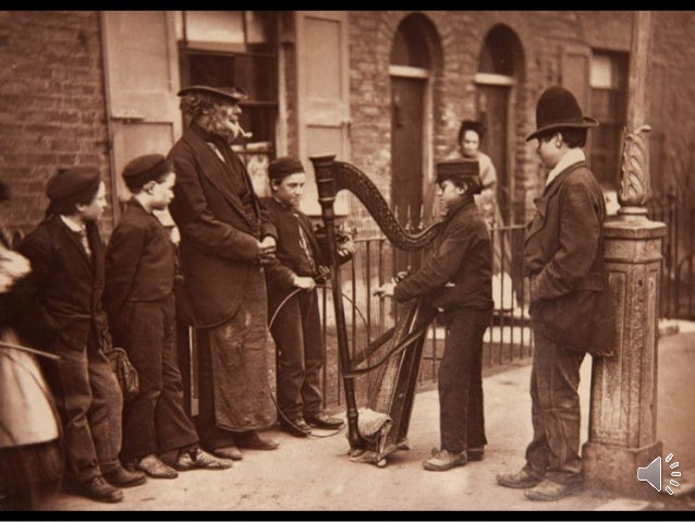 Victorian Street Life in London in 1877- Photographer John Thomson