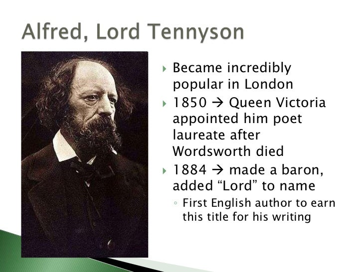 tennyson seven essays Analysis of ulysses lord tennyson english literature essay in tennyson's poem, aspects of if you are the original writer of this essay and no longer wish to.
