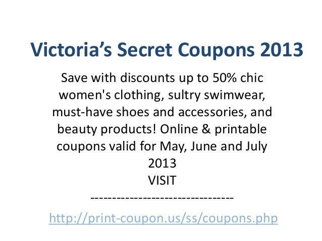Victoria secret coupon free shipping codes