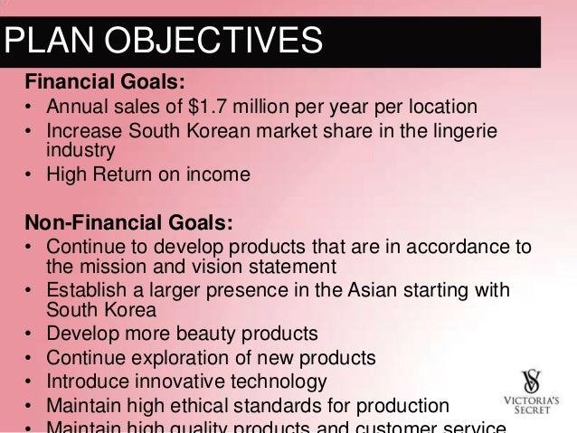 victoria secret mission statement L brands's annual report on it's victorias secret stores - csimarket.