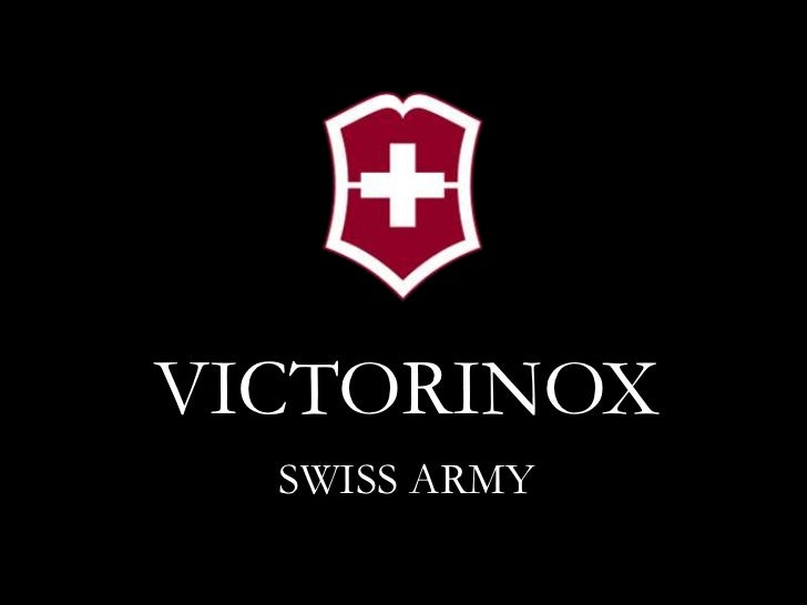 Victorinox - Brand Extension Project