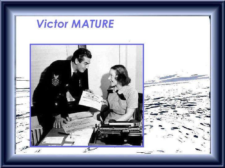 84-Victor Mature