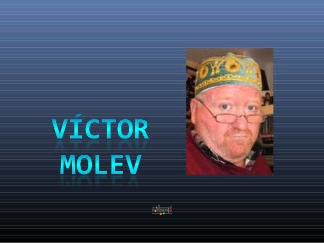 遠看近看不一樣 Victor molev metamorphosis