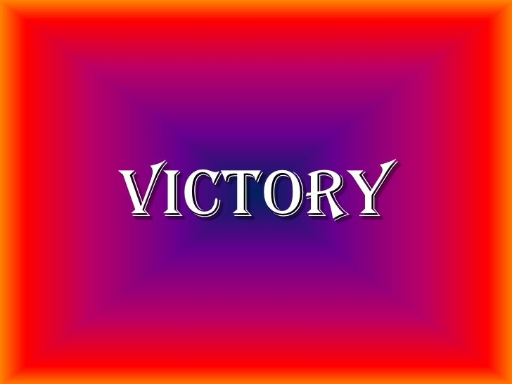 victory<br />