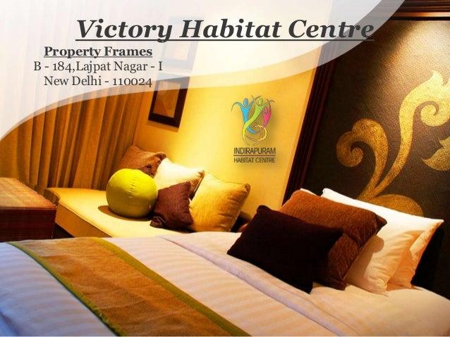 Victory habitat centre  - habitat centre