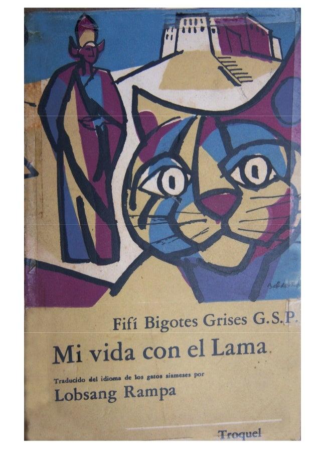 Introducción Este libro, escrito por mi colega la señora Fifí Bigotes-grises, es un trabajo muy original. El jefe lo pasó ...