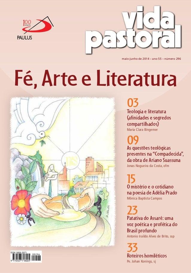 Revista Vida pastoral nº  296