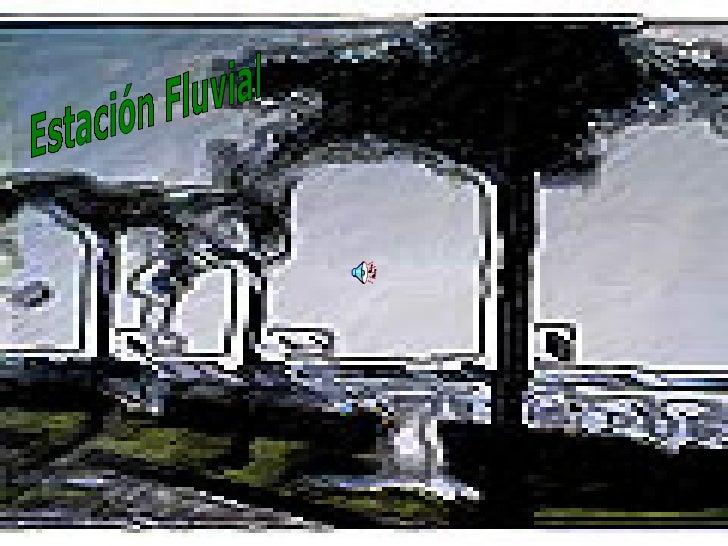 Estación Fluvial