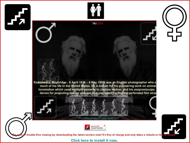 Tribute To Eadweard Muybridge