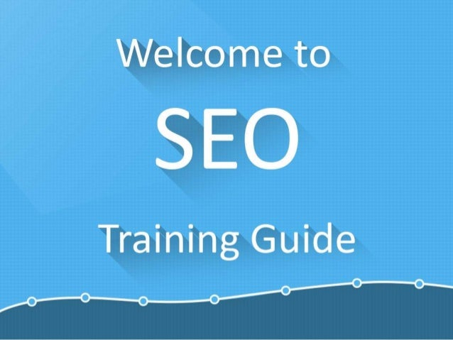 SEO Training Guide - What is SEO?