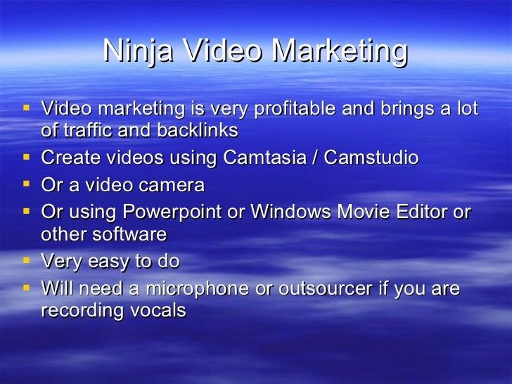 Video 5 ninja_video_marketing
