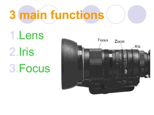 camera parts and functions If you're new to digital cameras, you might be wondering what all those parts — the buttons, leds, and windows — are for here's a quick introduction to the.