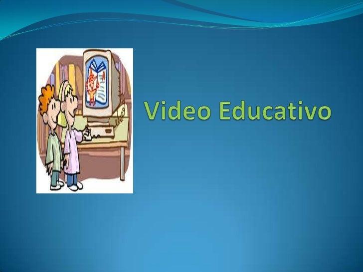 Qué es el video educativo ? No resulta fácil definir qué es el vídeo educativo. O, al  menos, hacerlo de una forma clara ...