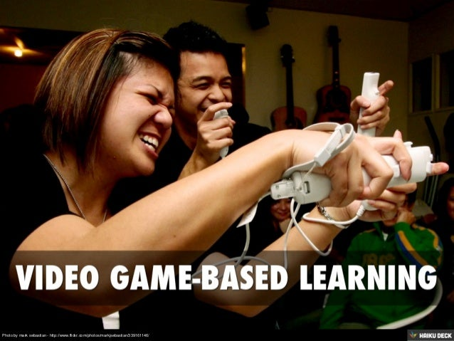 Video Game-Based Learning Workshop