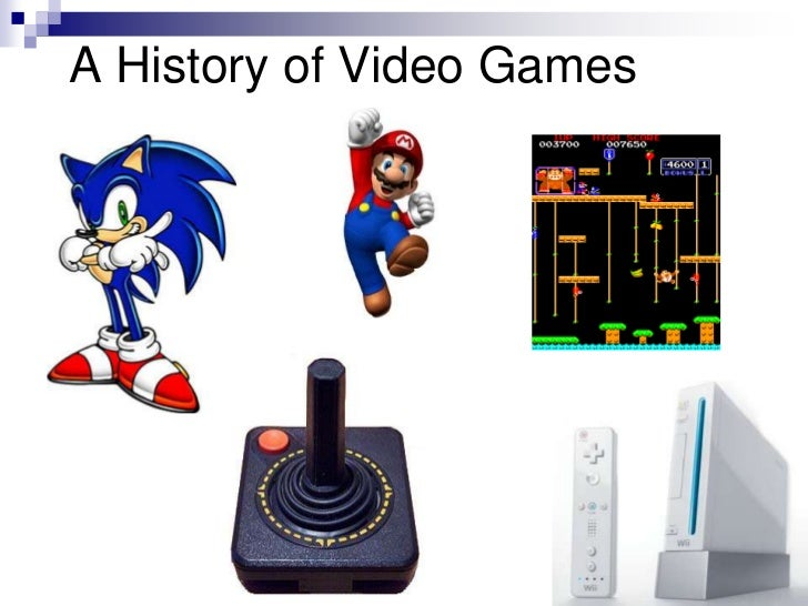 Video Game History '11