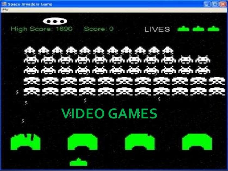 VIDEO GAMES<br />Video Games<br />VIDEO GAMES<br />