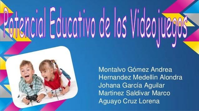 Videojuegos en la Educación