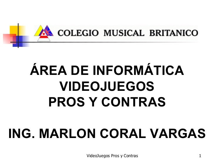 Videojuegos pros y contras - Microcemento pros y contras ...