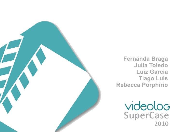 Supercase Videolog