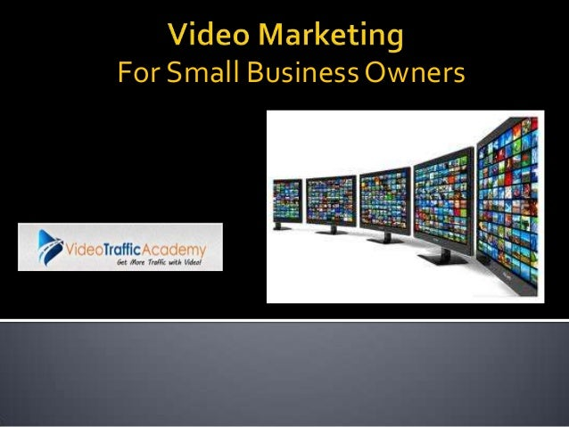 Video Marketing For Small Business Owners